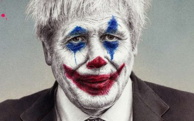 The UK government is corrupt and Boris Johnson is its Liar-in-Chief.